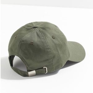 543118688ce Fila Accessories - NWT FILA Khaki Canvas Baseball Cap